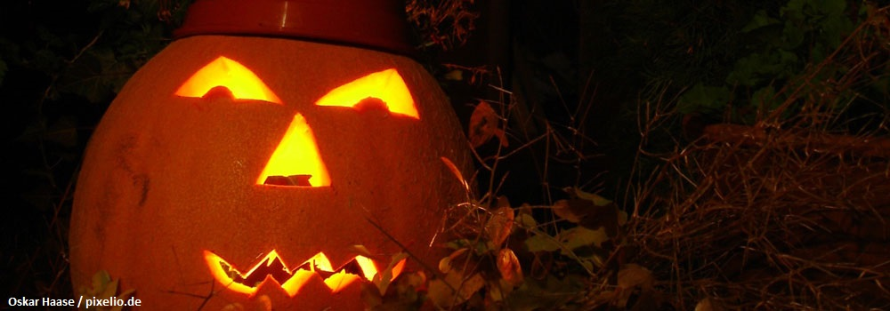 Halloween/Allerheiligen