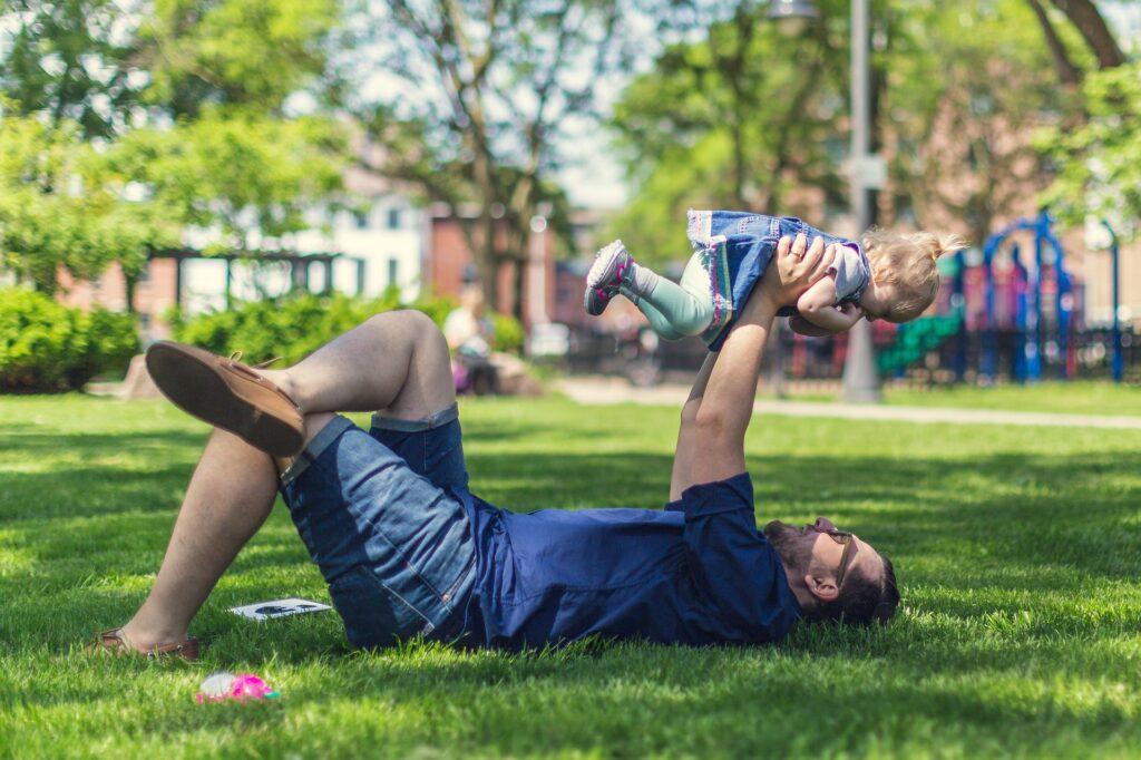 Von Erwartungen und Anforderungen – Welche Rolle spiele ich als Vater?