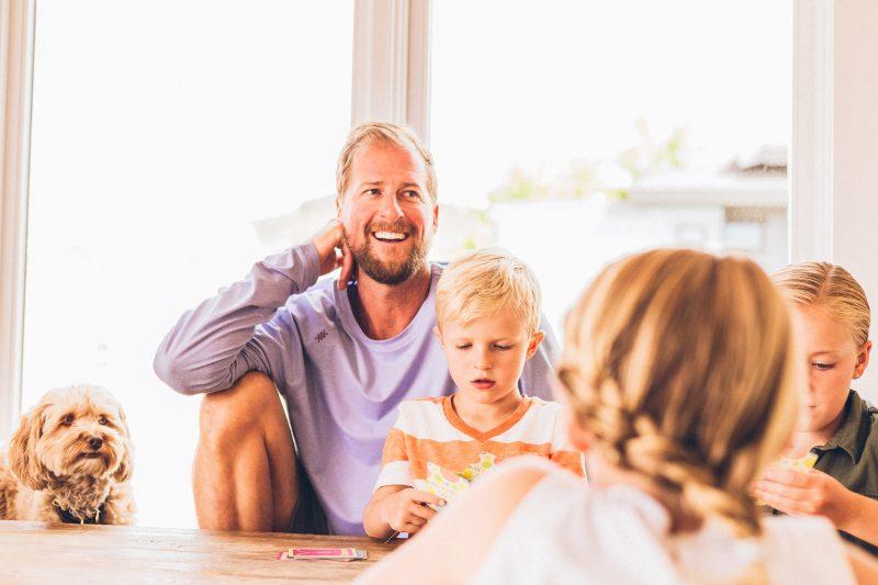 Wie lassen sich Job und Zeit mit meinem Kind unter einen Hut bringen?