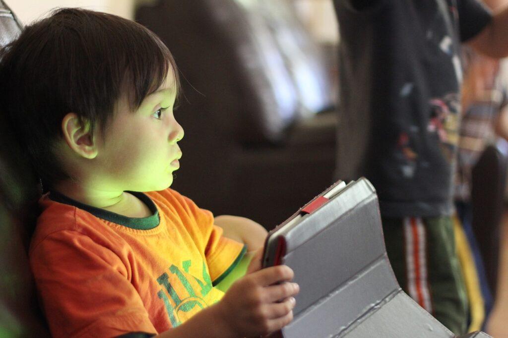 Wie nehmen Kinder Medien wahr?